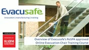 Evacusafe Online Training Overview
