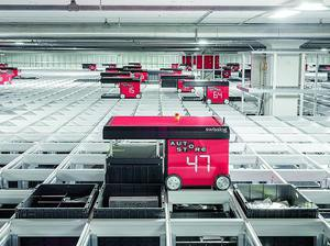 ABB automates its warehouse with the help of Swisslog1