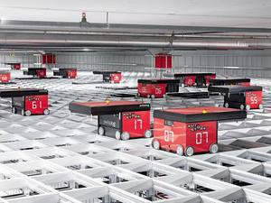 swisslog acquires warehouse automation provider FORTE Industries