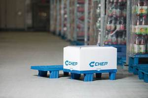Plastic quarter pallet launched by CHEP1