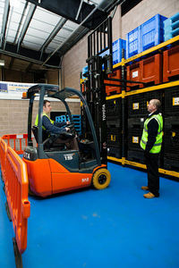 Casual forklift training poses risk warns RTITB