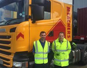 Warehouse to wheels scheme to plug HGV staff gap