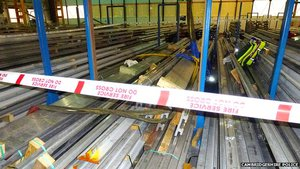 Firm hit with £725,000 payout after warehouse worker crushed2