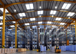 Save warehouse space without an expansion