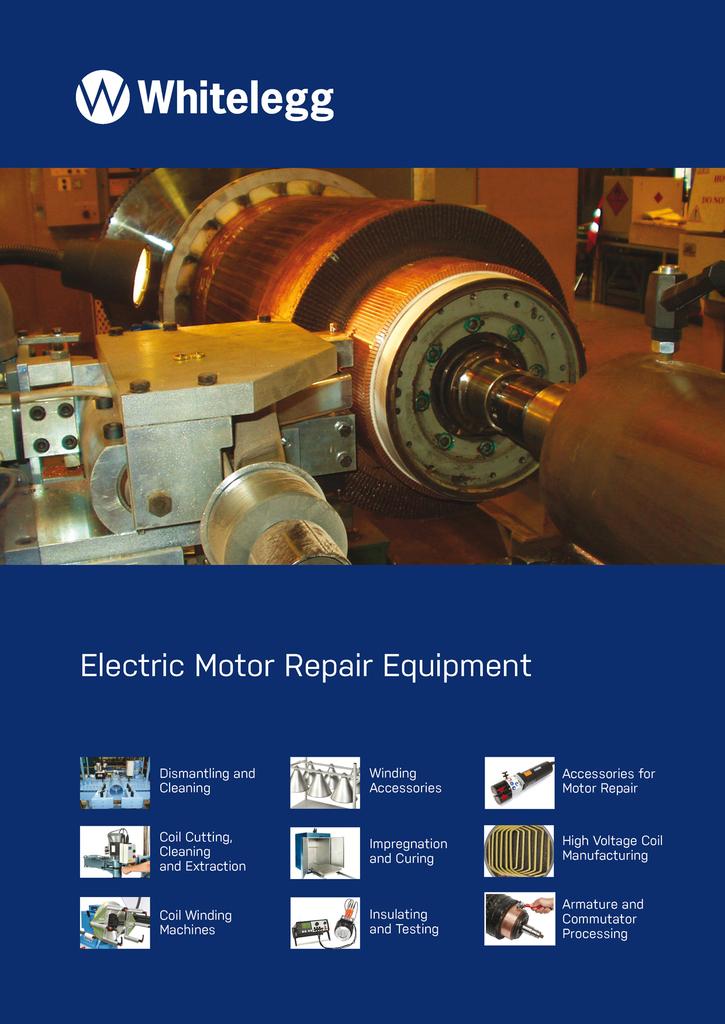 Cda Motor Repair Brochure