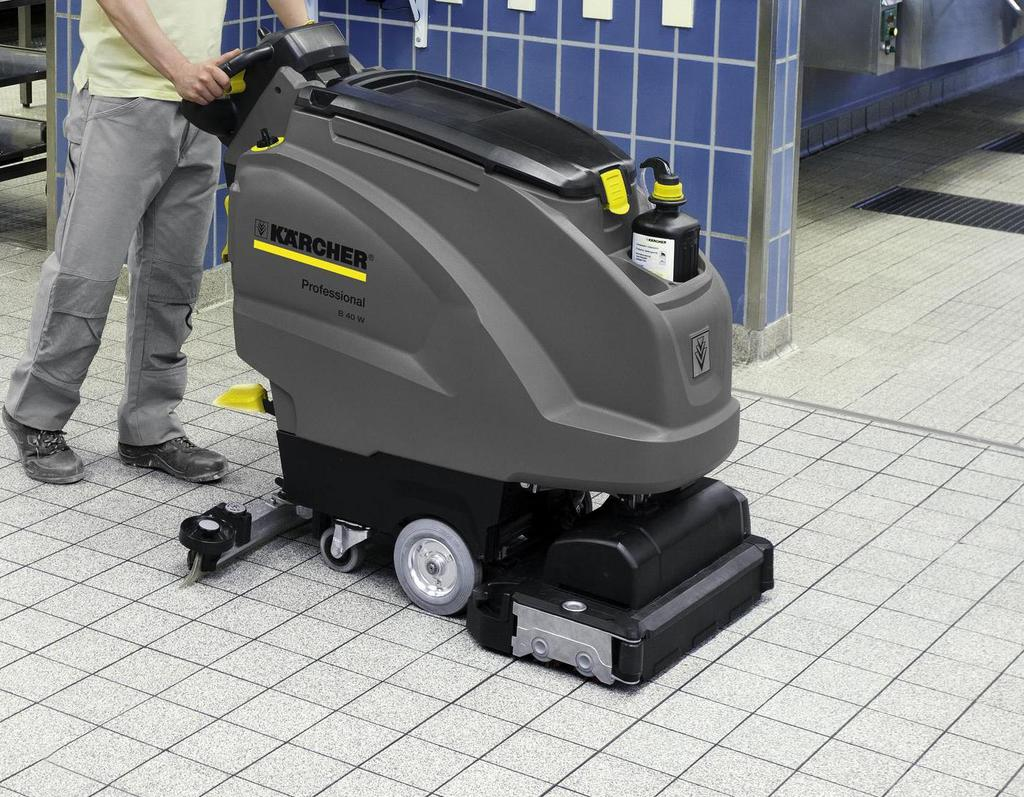 Cleaning matters improve the standard of washroom floor for Floor cleaning machine