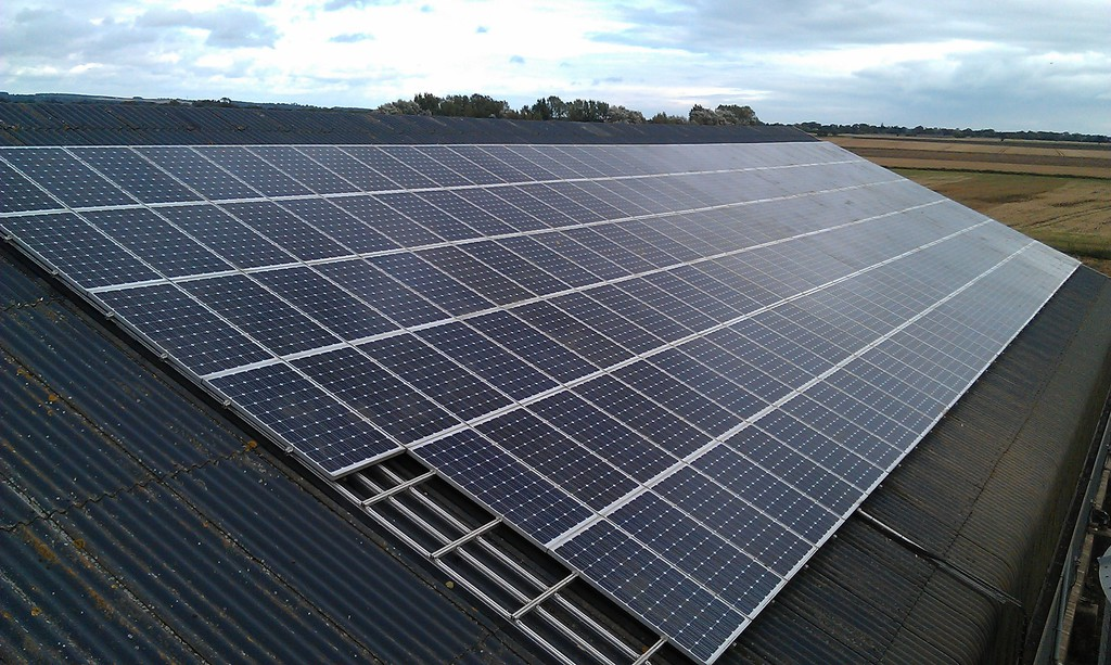 Cm Cleaning Increases Solar Panel Output