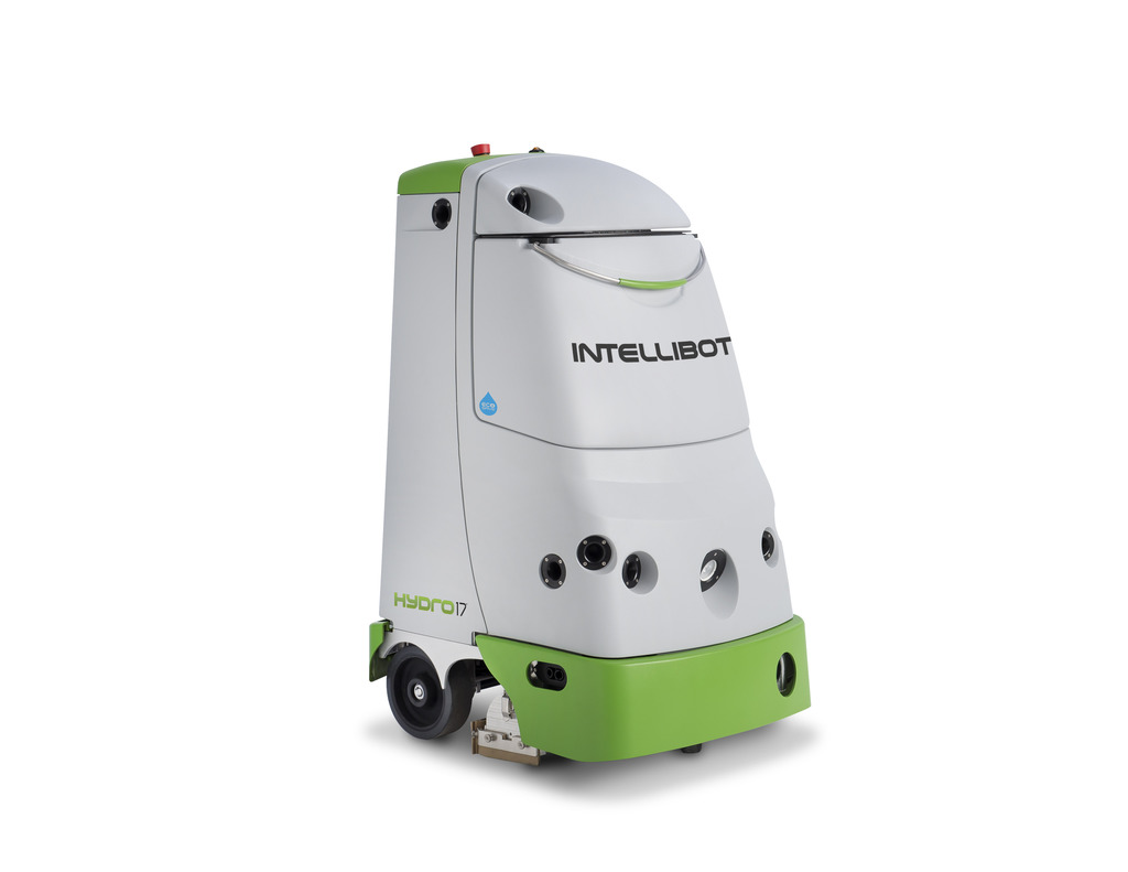 CM A Handsfree Future Is Here - Small industrial floor cleaning machines