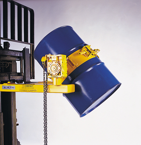 contact attachments drum rotator