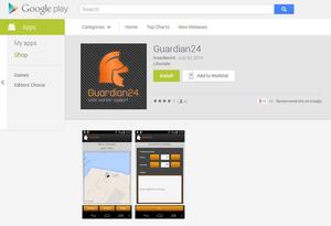 google play app image