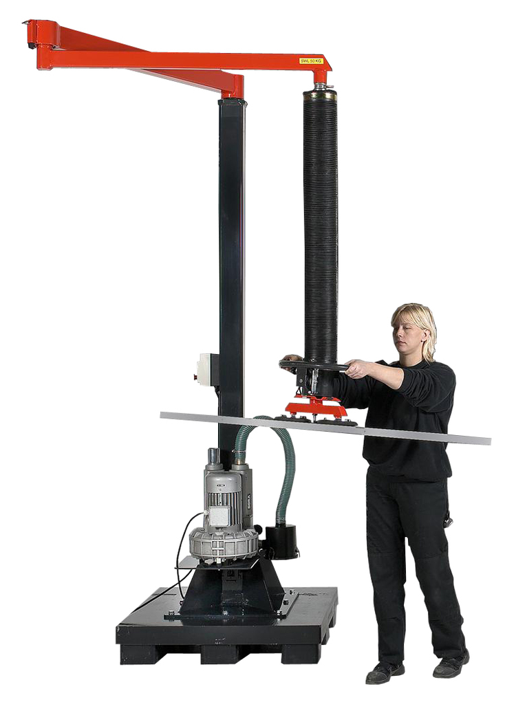 Portable Vacuum Lifting Equipment : Hss mobile vacuum lifting equipment for stone and tile
