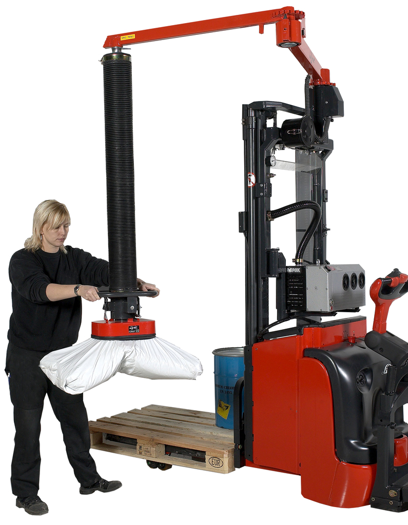Portable Vacuum Lifting Equipment : Hss vacuum lifting attachment