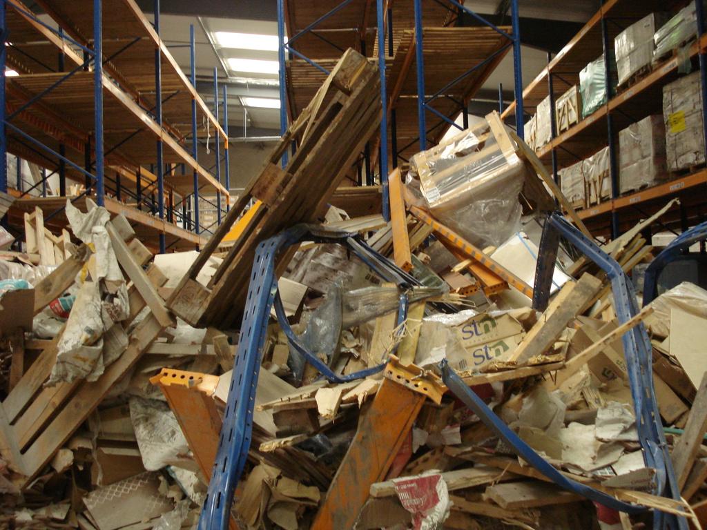 HSS Avoiding Rack Disasters
