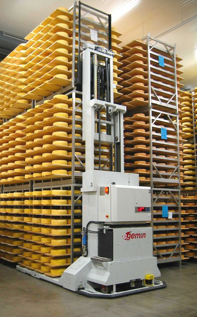 Hss Automated Cheese Ripening