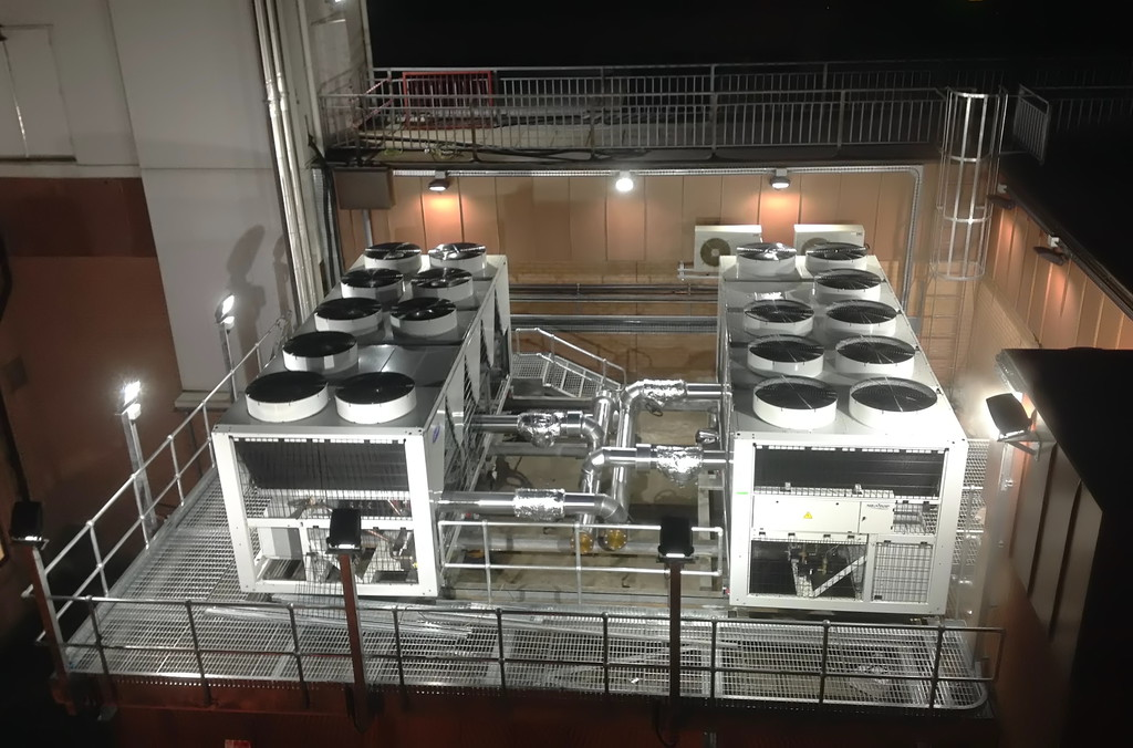Ipe Rental Solution Aids Chiller Changeover