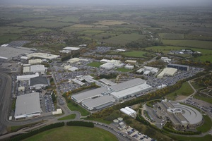jlr site overview