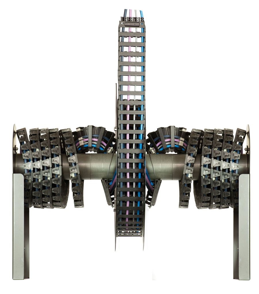Ipe New E Spool Energy Chain From Igus