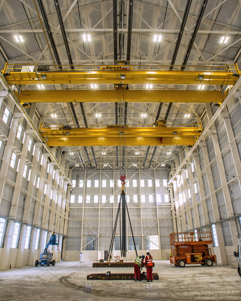 Overhead Cranes Standards : Ipe safety performance