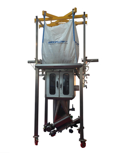 t2 bulk bag discharger