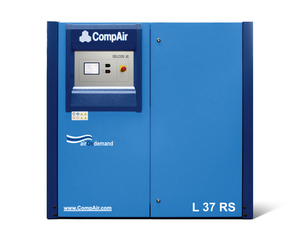 the compair l37rs compressor
