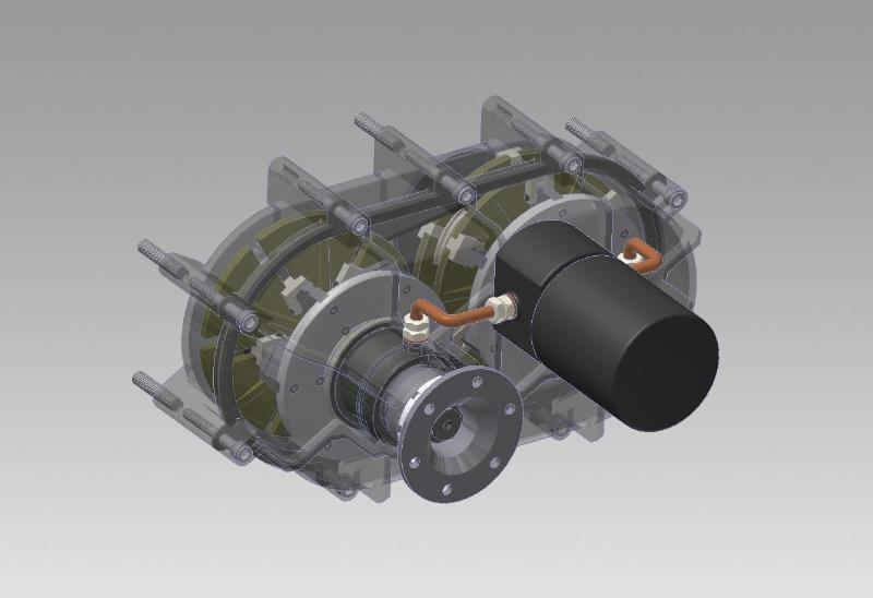 CDA - Gearbox without gear