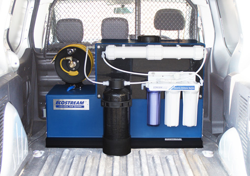 Cm Filtration Systems Van Mounted And Portable