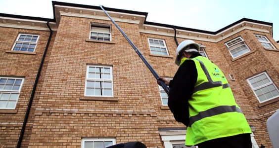 Gutter Cleaners, How To Clean Gutters From Ground Level