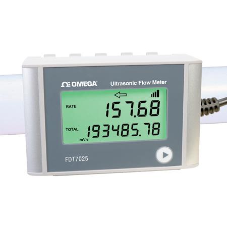Cda Transit Time Ultrasonic Flow Meter For Clean Liquids