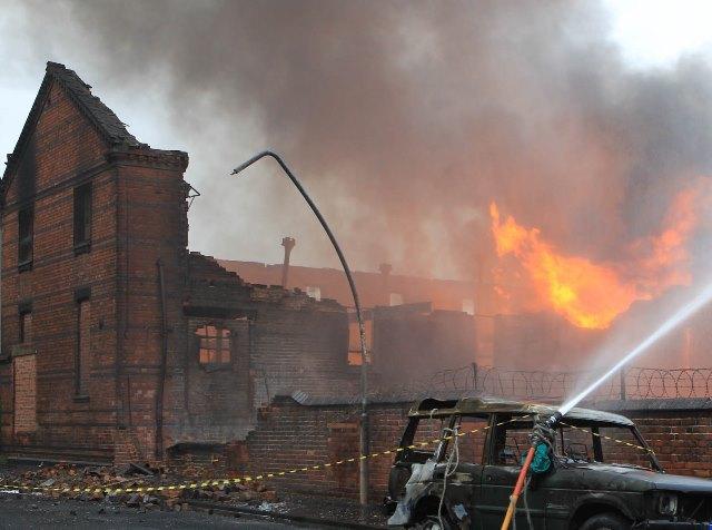HSM - Distillery blaze left 21 year old worker engulfed in