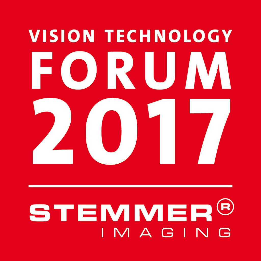 Cda Training Day Program For Stemmer Imaging Vision Technology