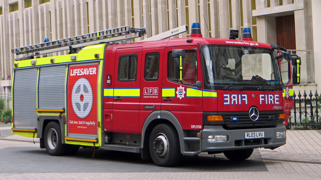 FSM - London approves plans to change firefighter