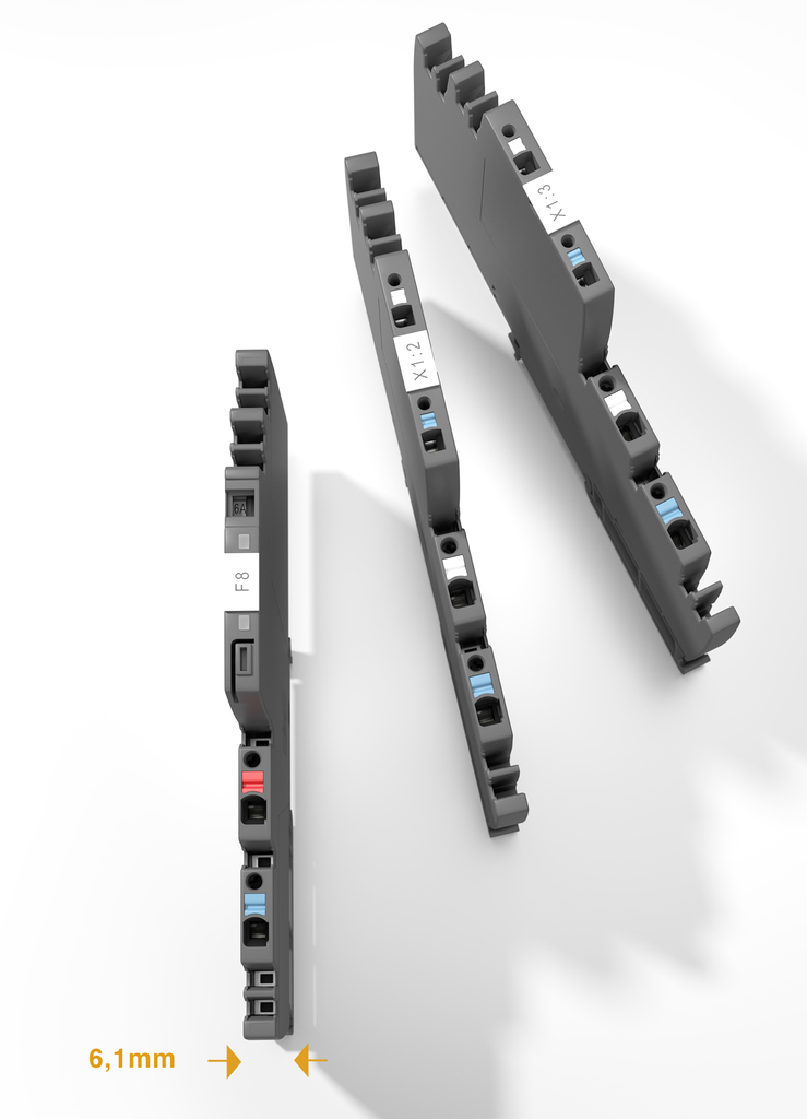 CDA - Weidmüller maxGUARD: Innovative control voltage distribution