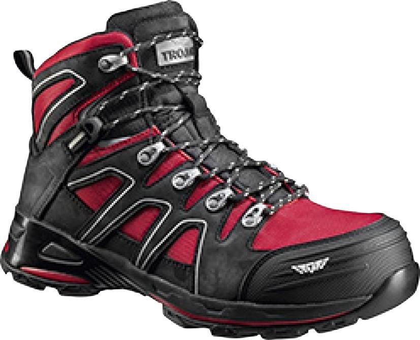 HSM - Colourful footwear