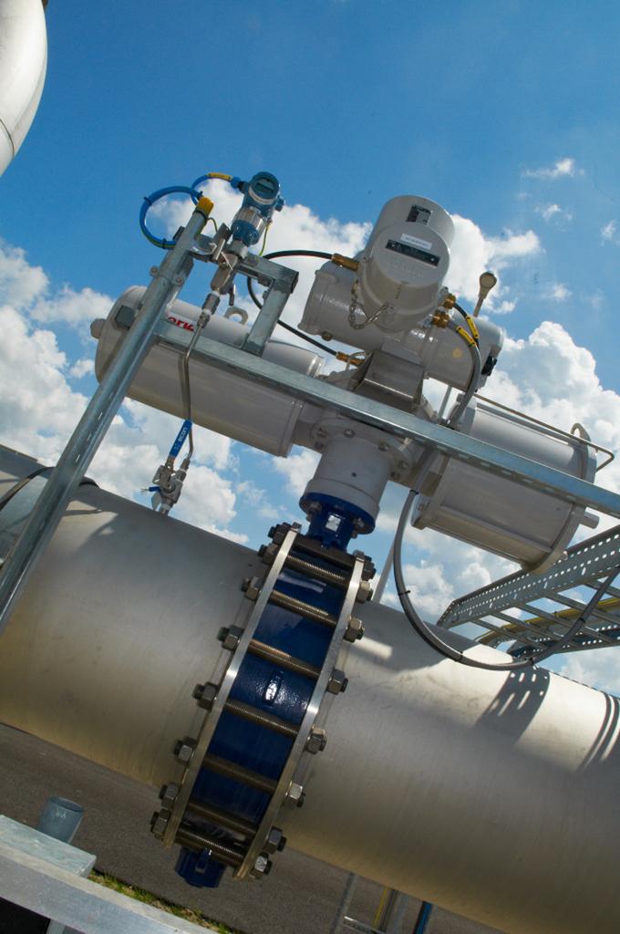 IPE - Electro-hydraulic valve actuators for ESD