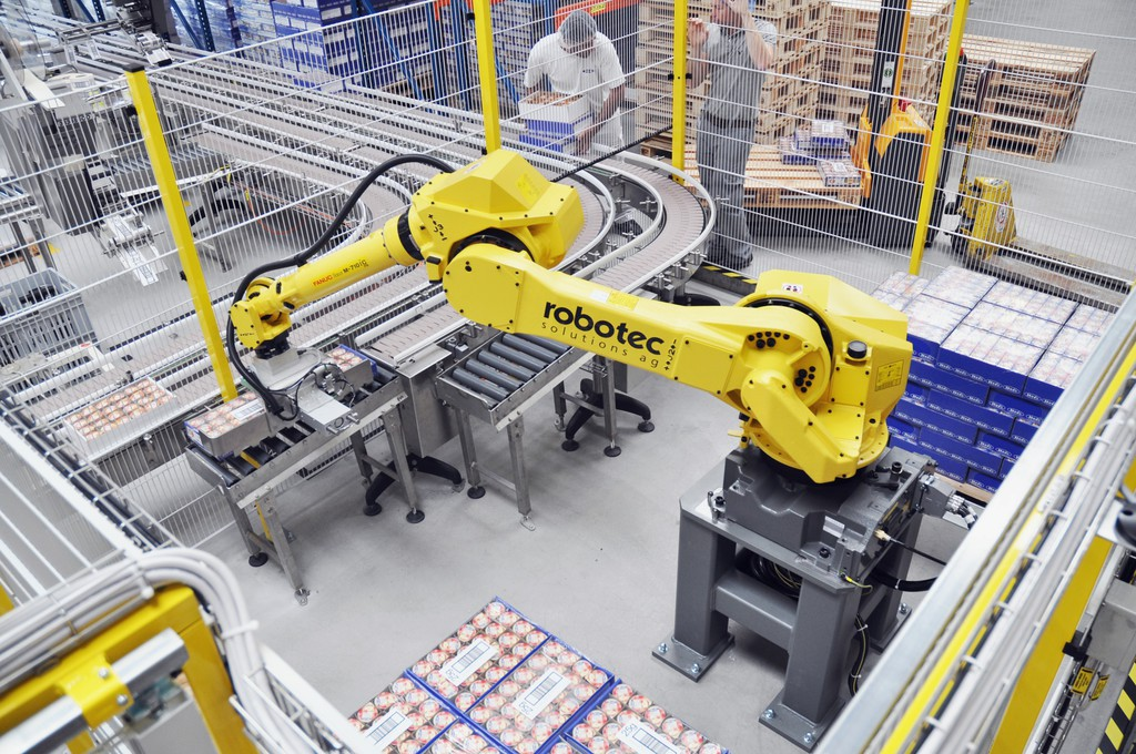 Ipe Robots Take The Back Ache Out Of Loading Jam Pallets