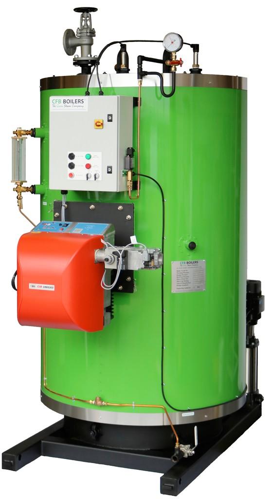 IPE - Steam boiler helps brewery save energy