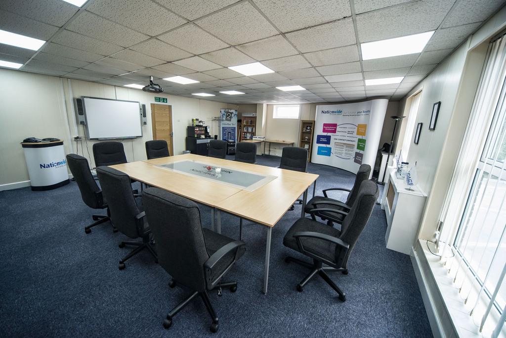 Cm 30 years in the market - Hackett london head office ...