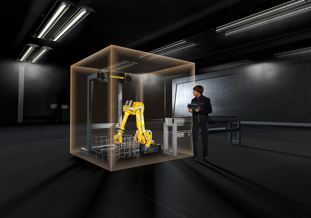 Cda Industrial Robot Safety