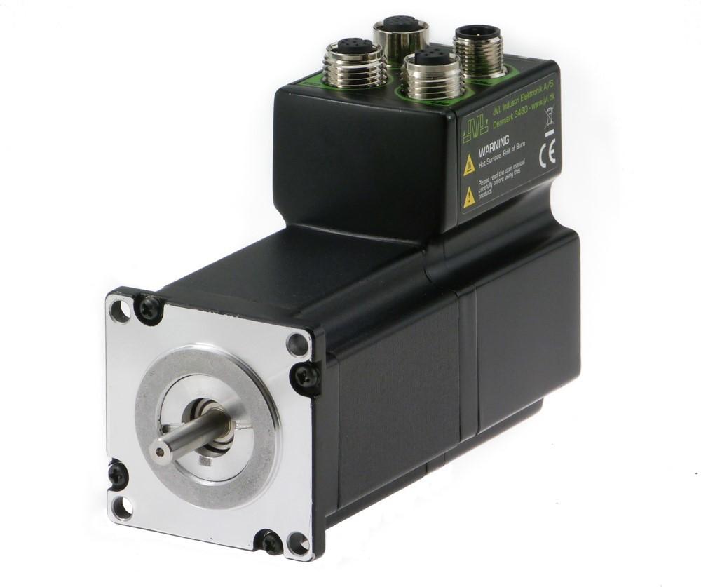 Cda integrated stepper motors for Stepper motor integrated controller