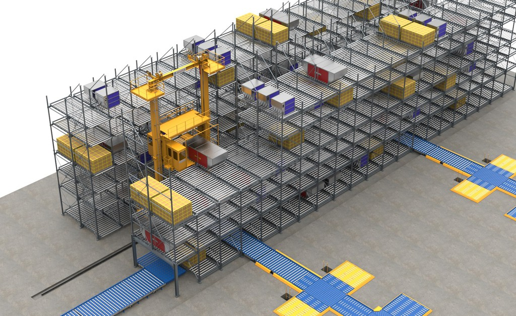 Hss Storage Expansion Part Of New Cargo Terminal Plans