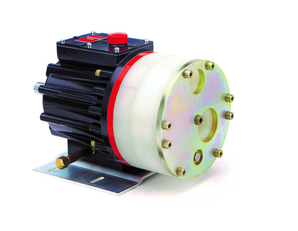 Ipe seal less solutions hydra cell pumps have no dynamic seals and says wanner can run dry indefinitely without problem seal maintenance is eliminated and being leak free ccuart Image collections