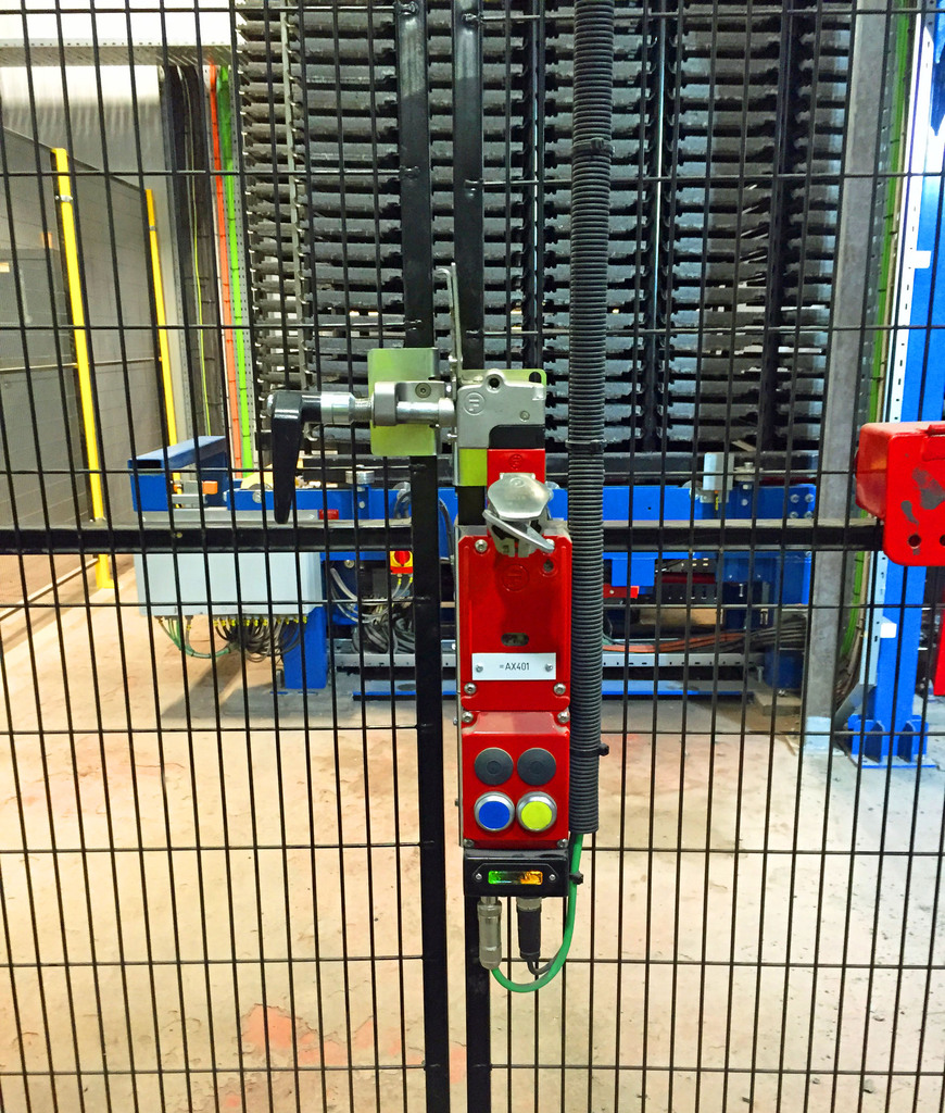 Hsm Interlock Gate Switch