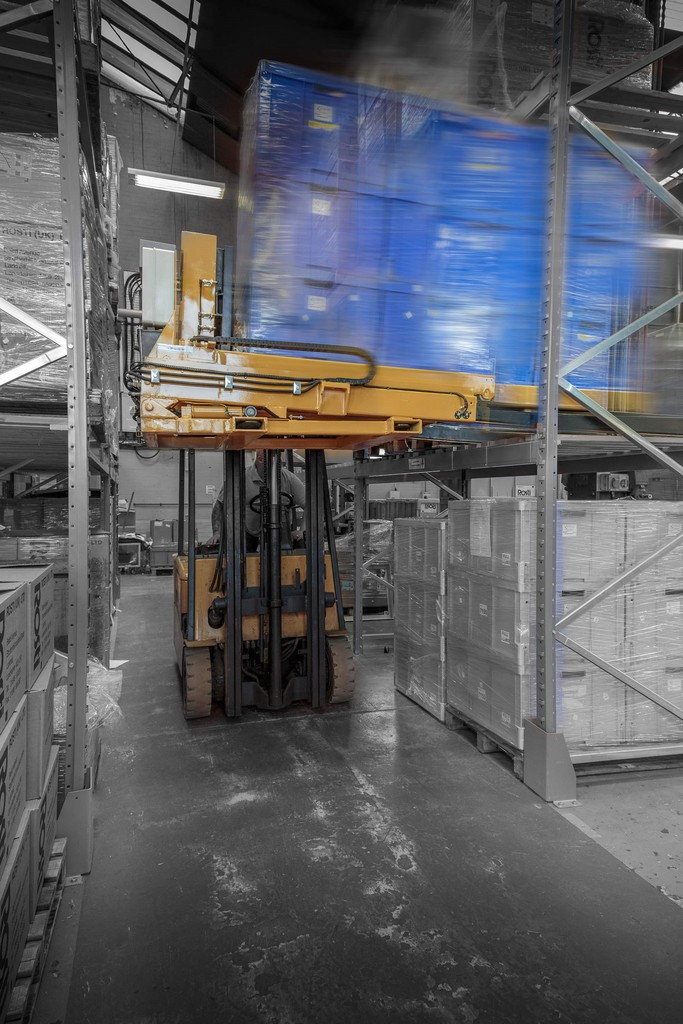 HSS - Widest range: narrowest aisles