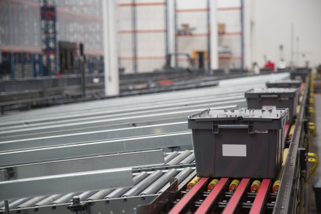 automated logistics systems