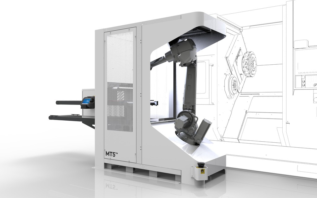 Cda Robots For Machine Tending