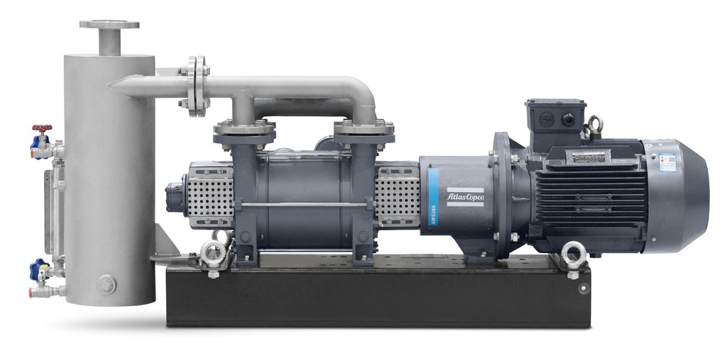 Capable Of Operating Reliably In Humid And Dusty Environments The Sturdy AWS AWD Units Are Designed To Deliver Vacuum A Wide Range Industries