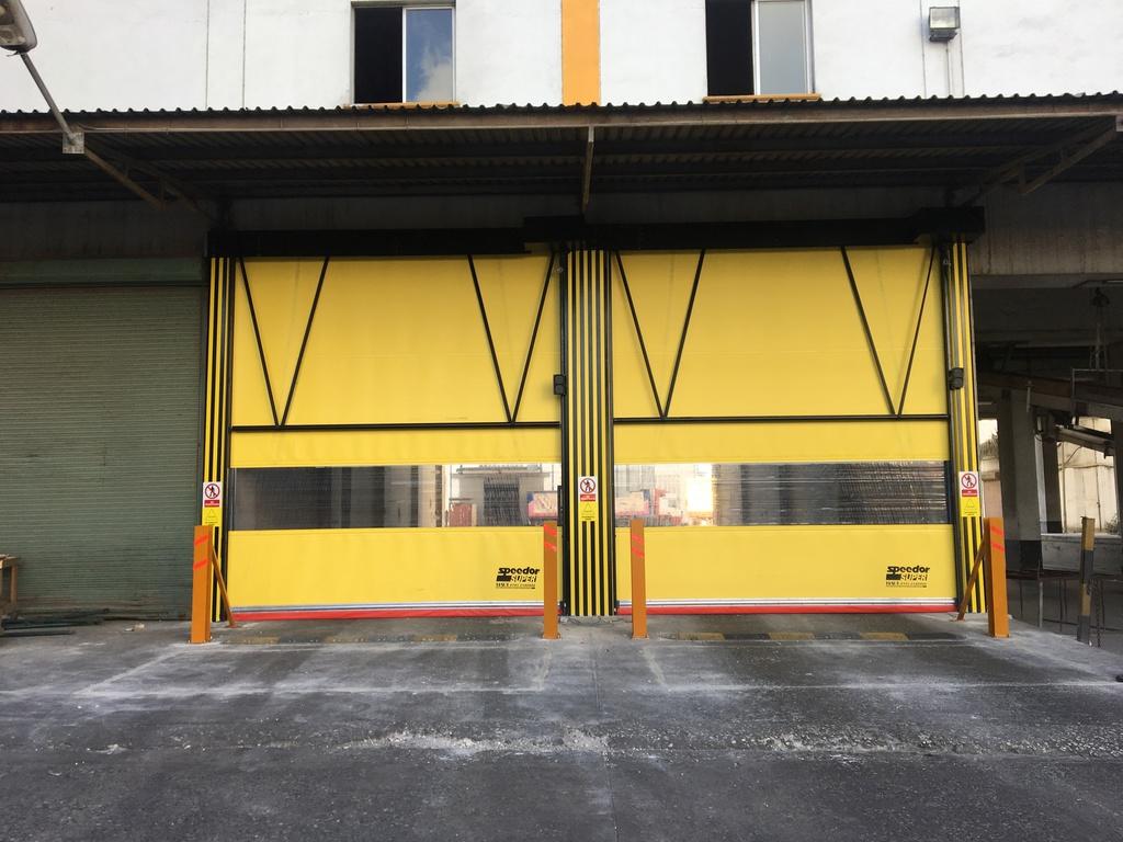 Ipe High Speed Doors For Flour Mill