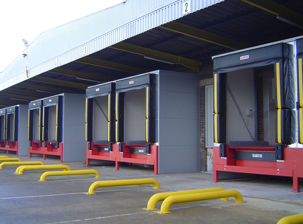 Ryder Truck Sales >> HSS - Loading bay pods to save warehouse space?