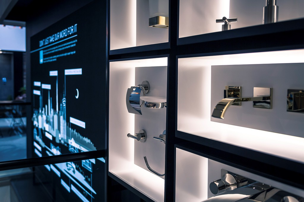 HSS - Bathroom fittings firm uses WMS to boost processes