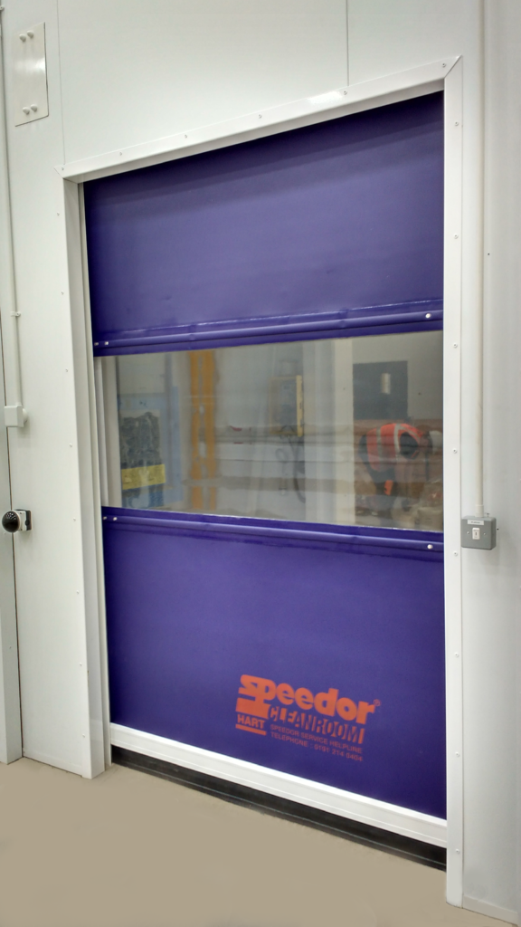 Industrial Automatic Doors : Ipe automatic high speed industrial doors
